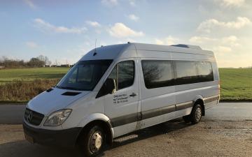 20 pers. minibus