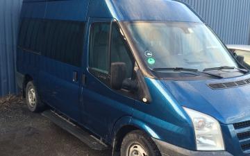 9 pers. minibus